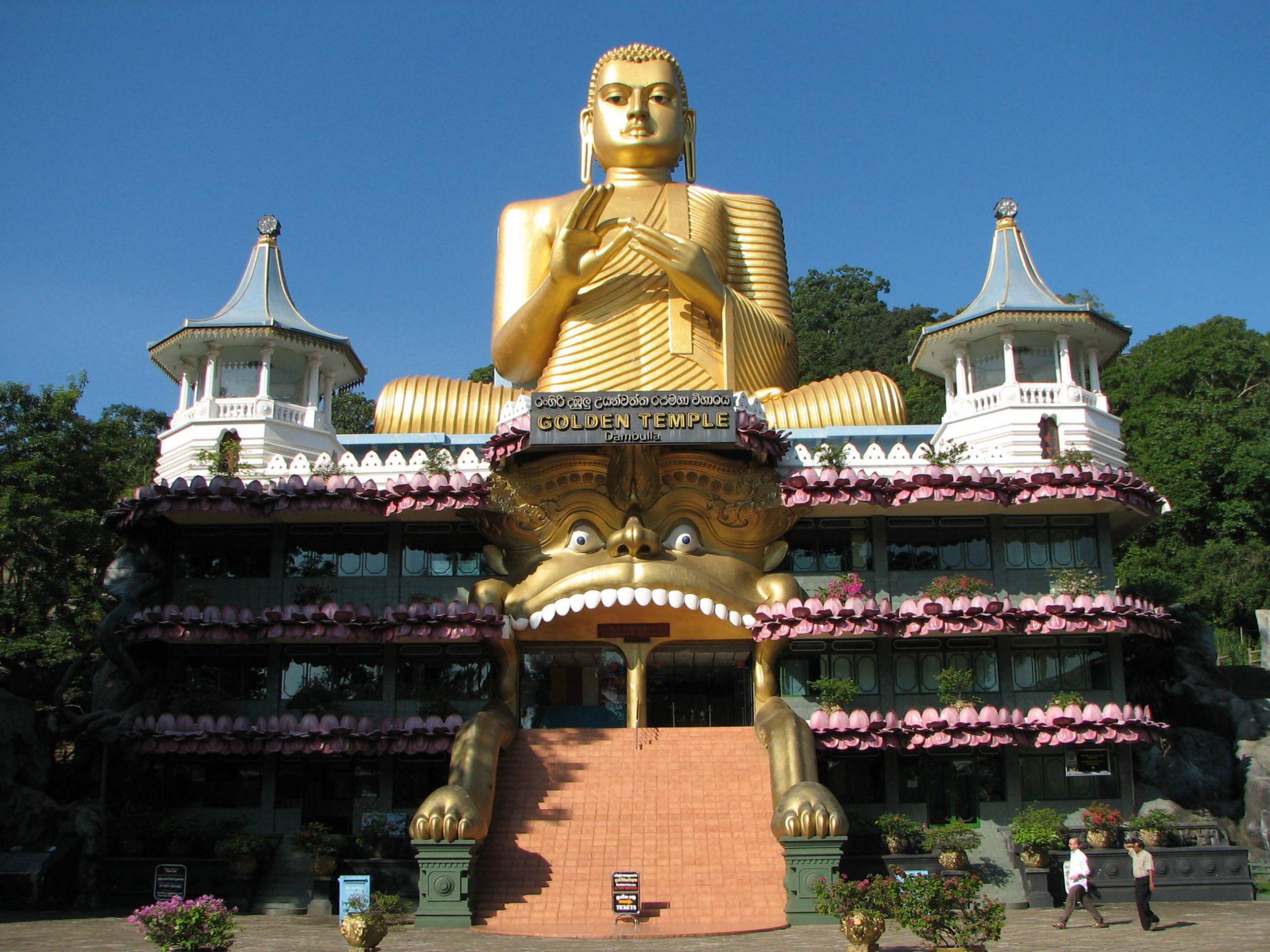 3 sites historiques et culturels du Sri Lanka à visiter