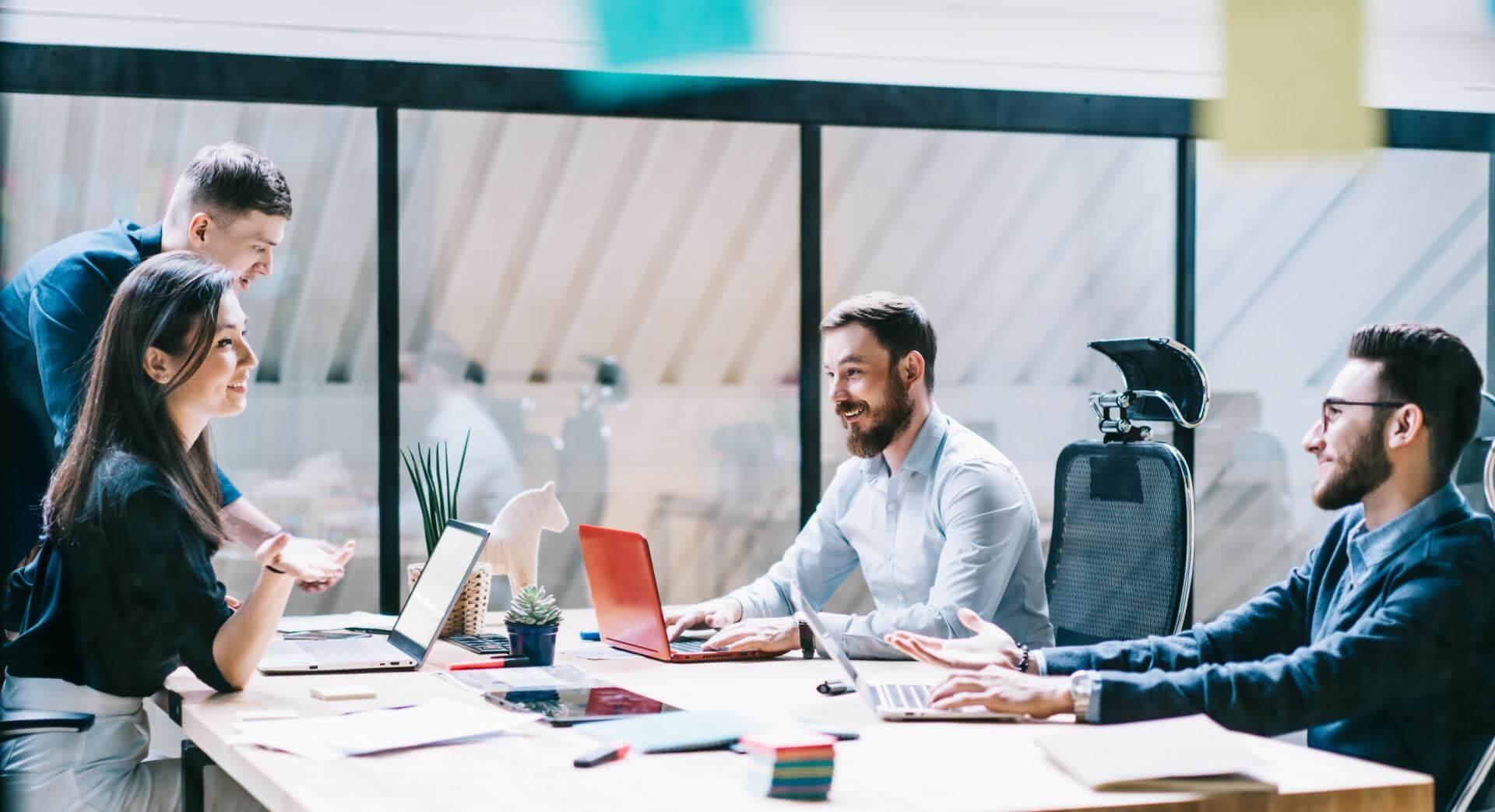 Salles de réunion, le travail en équipe pour une meilleure productivité